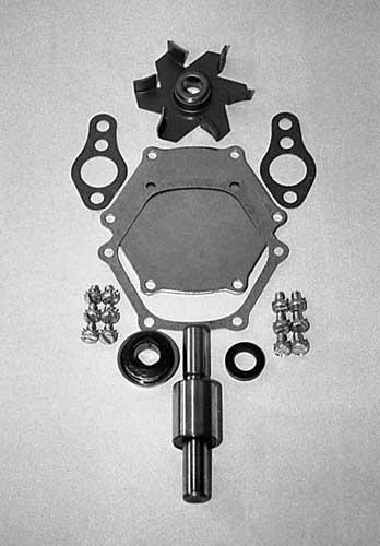 1956-1982 Corvette Water Pump Rebuild   Corvette Magazine