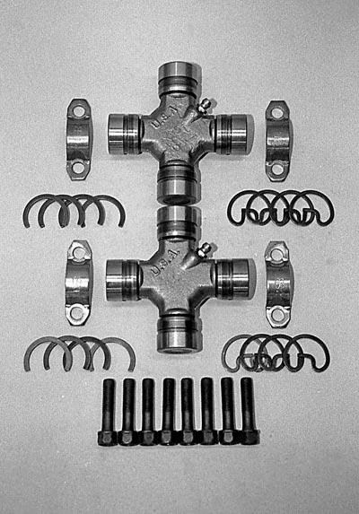 1956-1982 Corvette Driveshaft U-Joint Replacement | Corvette Magazine