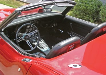1970-1975 Corvette Convertible Door Alignment Fix