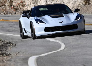 2014-2019 Corvette Carbon Fiber Frame Brace Install