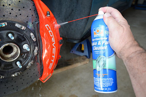 Permatex Pro Strength brake cleaner