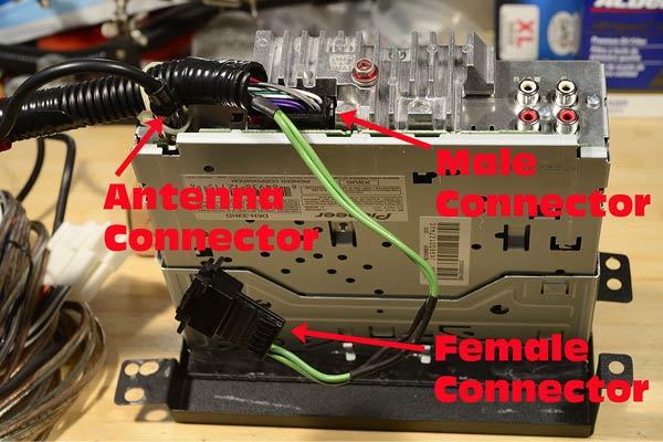 C4 Corvette Sound System Upgrade: Part 1–Installing a Modern
