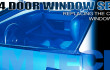 How to install C4 Corvette Door Window Seals