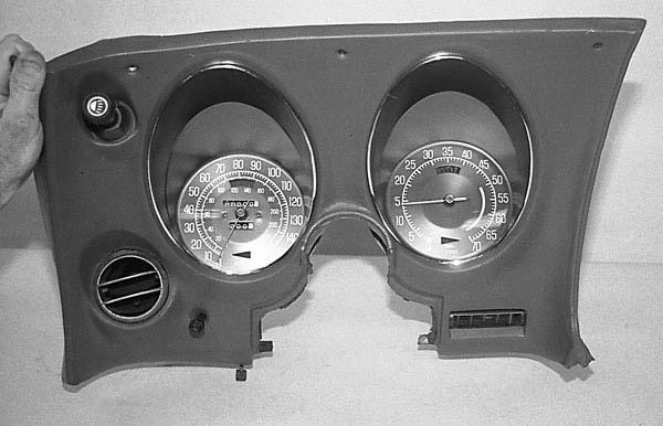 1968 1977 corvette speedometer  u0026 tachometer repair