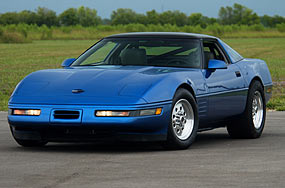 C4 Corvette Dressed for the Nines | Corvette Magazine