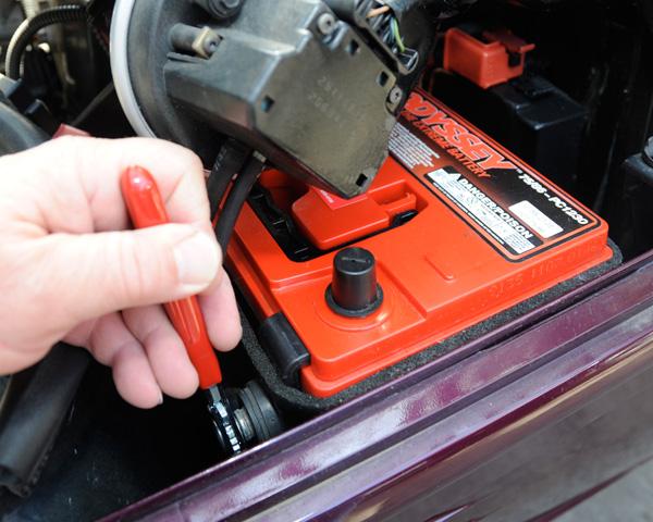 C Corvette Fuel Pump Sending Unit Replacement