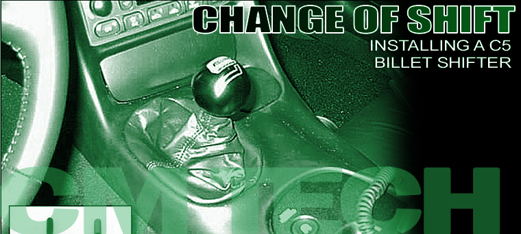 1997-2004 C5 Corvette Shifter Installation | Corvette Magazine