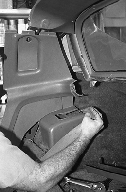 1968-1979 Corvette Carpet & Rear Storage Compartment Replacement