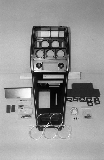 1977 1982 Corvette Gauge Cluster Amp Shift Plate Restoration