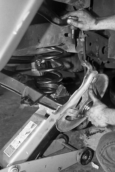 1963-1982 Corvette Front Suspension Rebuild   Corvette Magazine