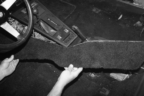 1978 1982 Corvette Door Panel Carpet Amp Console