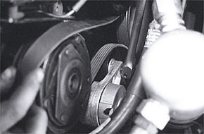 serpentine belt 11